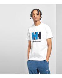 Helly Hansen - Hh Logo T-shirt - Lyst