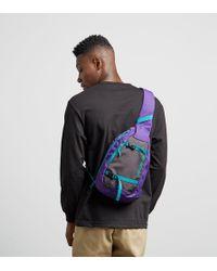 Patagonia Atom Sling Bag - Purple