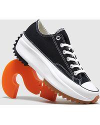 Converse Sneaker Run Star Hike High Top - Nero