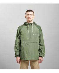 Champion Half-Zip Jacket - Verde