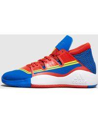 adidas X Marvel N3xt L3v3l 'captain America' in Blue for Men