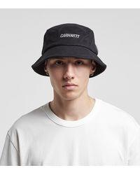 Carhartt WIP Beaufort Bucket Hat - Negro