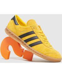 Baskets Hamburg d'Adidas pour homme - Jusqu'à -64 % sur Lyst.fr