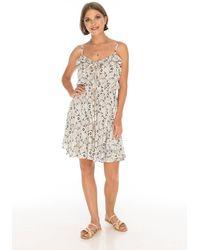 Skemo Flores Short Dress - Multicolor