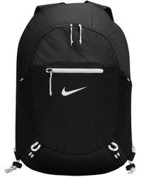 Nike Stash Backpack Black/white U
