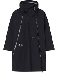 Nike Wmns 3 In 1 System Poncho - Black