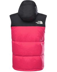 The North Face 1996 Retro Nuptse Vest - Pink