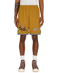 Converse Bandulu Basketball Shorts Wood Thrush L - Multicolour