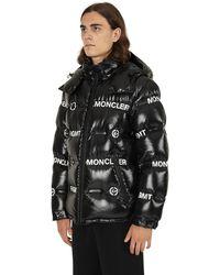 Moncler Genius 7 Moncler Fragment Hiroshi Fujiwara Mayconne Down Jacket - Black