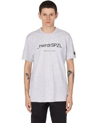adidas Originals Spzl New Order T-shirt - Gray