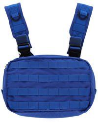 Junya Watanabe Chest Bag - Blue