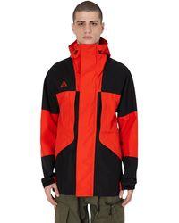 Nike Gore-tex Jacket - Red