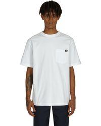 Dickies Porterdale Pocket T-shirt - White