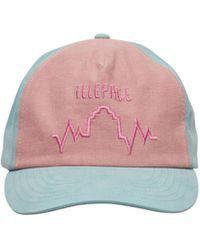 Cav Empt Telepac.e Low Cap - Pink