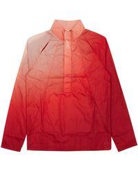 Reebok Cottweiler 1/2 Zip Jacket - Red