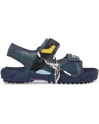 Off-White c/o Virgil Abloh Odsy Sandals Yellow 42