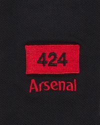 adidas Originals Arsenal Fc X 424 Socks Black M