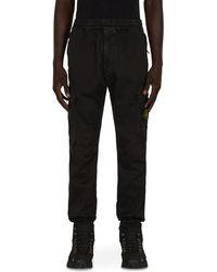 Stone Island - Cargo Pants Black 32 - Lyst