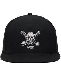 Vans Anaheim Skull Snapback - Black