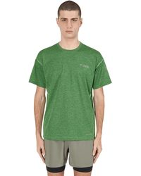 Columbia Irico Knit Short Sleeve T-shirt - Green