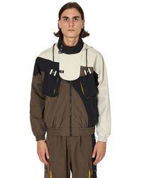 Li-ning Woven Jacket - Brown