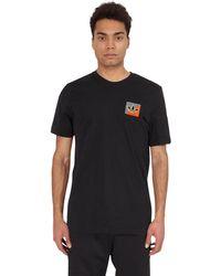 adidas Originals Diag Emb T-shirt - Black