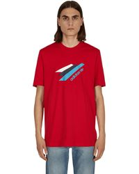 adidas Originals Palmestone T-shirt - Red