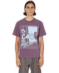 Cav Empt C4v 3mpt T-shirt - Purple