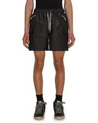 PUMA Rhuigi Villaseñor Kuz Shorts - Black