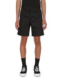 WTAPS Union Copo Twill Shorts - Black
