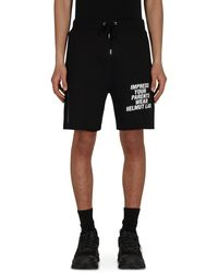 Helmut Lang Impress Shorts - Black