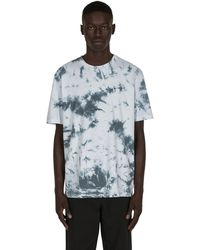 SLAM JAM Chain Logo T-shirt - Blue