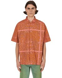 Cav Empt Noise C2 Short Sleeve Shirt Pink S