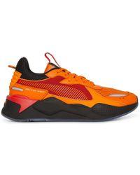 PUMA - Rs-x Toys Hotwheels Camaro Sneakers Vibrant Orange - Lyst 028828af9