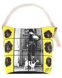 JW Anderson - Gilbert & George Oversized Bag - Lyst