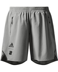 03b868fc5995c Lyst - Adidas X Undefeated Ultra Short in Gray for Men