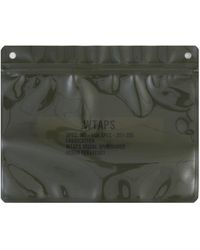 WTAPS The Filler Pouch - Green