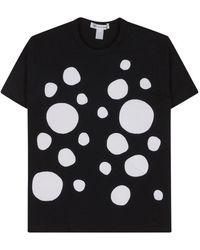 Comme des Garçons - Patch T-shirt - Lyst