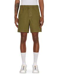 Barbour White Label Dillon Shorts - Green
