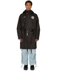 Undercover Detachable Sleeve Parka Black L
