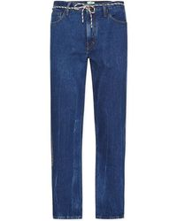 Aries - Tape Jeans - Lyst