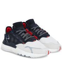 adidas Originals Nite Jogger Sneakers - Black