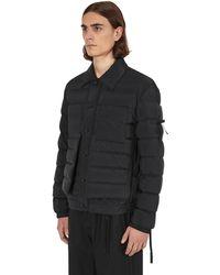 Craig Green Down Filled Worker Jacket - Black