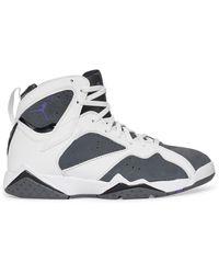 Nike Air Jordan 7 Retro Trainers - White