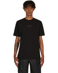 1017 ALYX 9SM Collection Name T-shirt - Black