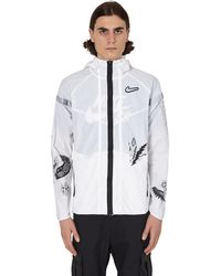 Nike Windrunner Wild Run Jacket - White