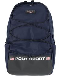 Polo Ralph Lauren Backpack - Blue