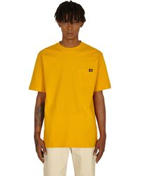 Dickies Porterdale Pocket T-shirt Cadnium Yellow S