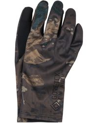 Carhartt WIP Gore-tex Gloves Black / Camo Combi S/m