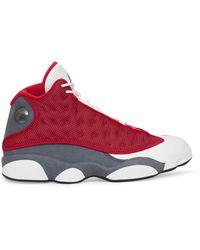 Nike Air Jordan 13 Retro Trainers - Red